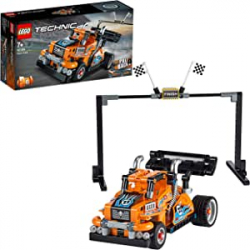 Chollo - LEGO Technic Camión de Carreras (42104)
