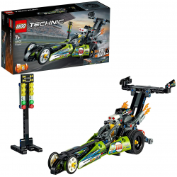Chollo - LEGO Technic Dragster 2 en 1 (42103)