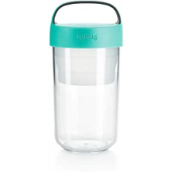 Chollo - Lékué Jar To Go 600 ml Turquesa