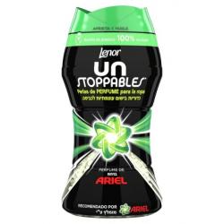 Chollo - Lenor UnStoppable Ariel perlas perfumadas para ropa 140 gramos / 60 Lavados