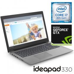 """Chollo - Lenovo Ideapad 330-15ICH  i7-8750H 16GB 1TB+256GB GTX1050 15.6"""" (81FK00EHSP)"""