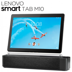 Chollo - Lenovo Smart Tab M10 FHD 3GB/32GB + Smart Dock con Alexa