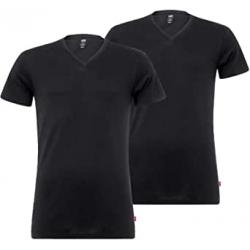 Chollo - Levi's V-Neck Camisetas hombre Pack 2 | 905056001