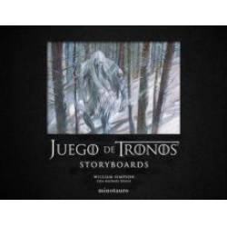 Chollo - Libro Game Of Thrones The Storyboards (tapa dura y en inglés)