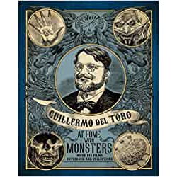 Chollo - Libro Guillermo Del Toro At Home With Monsters (Inglés)