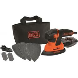Chollo - Lijadora Mouse Black+Decker KA2000-QS 120W