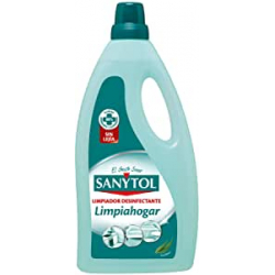 Chollo - Limpiador desinfectante Sanytol Limpiahogar 1200ml