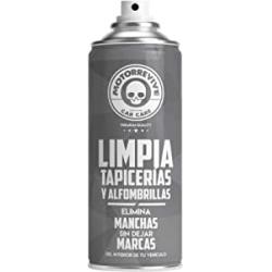 Chollo - Limpia tapicerías y alfombrillas profesional Motorrevive 400 ml
