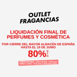 Chollo - [LIQUIDACIÓN] Perfumes y cosmética 80%