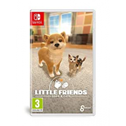 Chollo - Little Friends: Dogs And Cats para Nintendo Switch