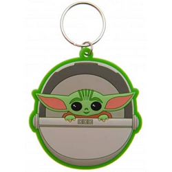 Chollo - Llavero Baby Yoda Star Wars The Mandalorian - Pyramid International RK39061C