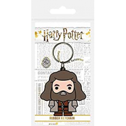 Chollo - Llavero Hagrid Chibi Harry Potter - Pyramid International RK38741C