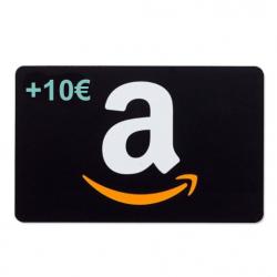 Chollo - Llévate 10€ gratis en Amazon al recargar tu cuenta con 100€