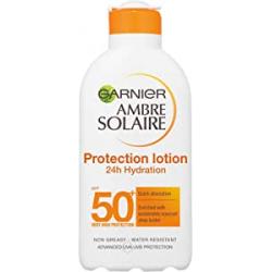Chollo - Loción solar Garnier Ambre Solaire SPF 50 (200ml)