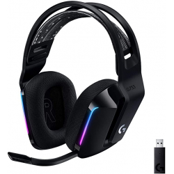 Chollo - Logitech G733 Negro Auriculares inalámbricos | 981-000864