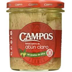 Chollo - Lomos extra de atún claro en aceite oliva Campos 315g