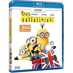 Chollo - Los Minions Edición 2017 [Blu-ray]