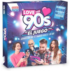 Chollo - Love The 90's El Juego | Falomir 28990