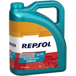 Chollo - Aceite lubricante Repsol Elite Multiválvulas 10W40 5L - RP141N55