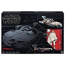 Chollo - Luke Skywalker con el Landspeeder, Black Series, Hasbro