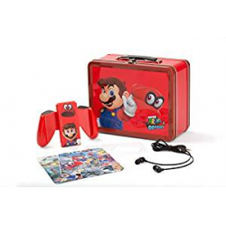 Chollo - Lunch Box Kit Super Mario Odyssey Nintendo Switch