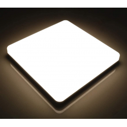 Chollo - Luz de techo LED blanca natural J&C 18W