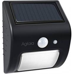 Chollo - Foco Solar Aglaia LT-W1 con Sensor de Movimiento y Luz