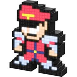Chollo - M. Bison Street Fighter Pixel Pals Figura iluminada | PDP 878-033-NA-BISON