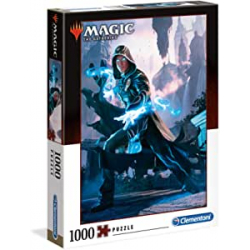 Chollo - Magic The Gathering Puzzle 1000 piezas | Clementoni 39562