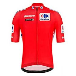 Chollo - Maillot rojo Santini La Vuelta 2019