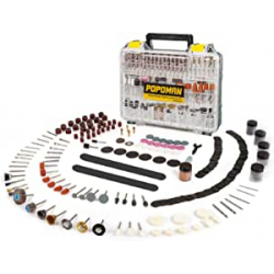 Chollo - Maletín 313 Accesorios POPOMAN para herramientas rotativas