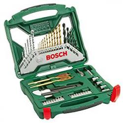 Chollo - Maletín Bosch X-Line Titanium Juego de Brocas y Puntas (50 piezas)