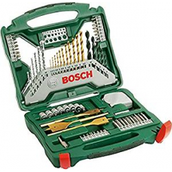 Chollo - Maletín Bosch X-Line Titanium Juego de Brocas y Puntas (70 piezas)