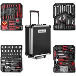 Chollo - Maletín de herramientas Greencut TOOLS-819 819 piezas