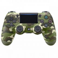 Chollo - Mando Inalámbrico PS4 DualShock 4 V2 Camuflaje Verde