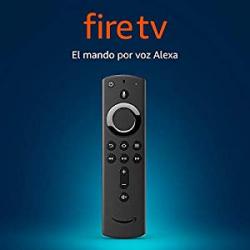 Mando por voz Alexa para el Fire TV