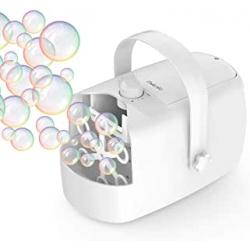 Chollo - Máquina de burbujas iTeknic 400ml
