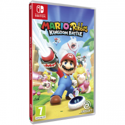 Chollo - Mario + Rabbids Kingdom Battle para Nintendo Switch