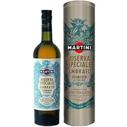 Chollo - Martini Vermouth Premium Riserva Ambrato con Canister 75cl