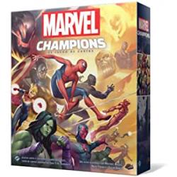 Chollo - Marvel Champions Juego de cartas | Fantasy Flight Games MC01ES