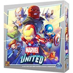 Chollo - Marvel United Juego de Mesa | CMON MUN001ES