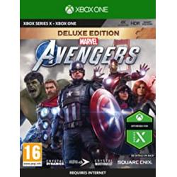 Chollo - Marvel's Avengers Deluxe Edition - Xbox One [Versión física]