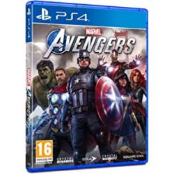 Chollo - Marvel's Avengers Edición Exclusiva Amazon - PS4 [Versión física]