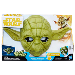 Máscara electrónica Yoda Star Wars - Hasbro E0329