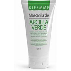 Chollo - Bifemme Mascarilla de Arcilla Verde 125ml