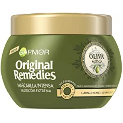 Chollo - Mascarilla capilar Garnier Original Remedies Oliva Mítica 300ml