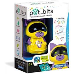 Chollo - Mascota interactiva Pet_Bits Gatito - Clementoni 12100
