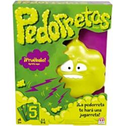 Chollo - Mattel Games Pedorretas (DRY35)