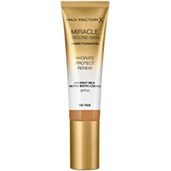 Chollo - Max Factor Miracle Touch Second Skin Base De Maquillaje 30ml