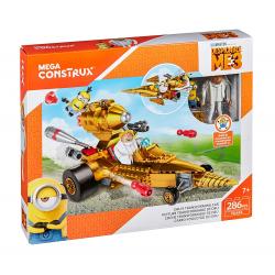 Chollo - Mega Bloks Vehículo Transformable Gru Mi Villano Favorito 3 - Mattel FDX84